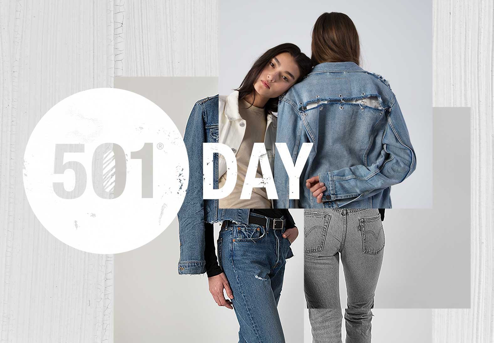 Levi's 501 Day